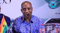 Deputy Minister for Food and Agriculture, Dr Sagre Bambangi