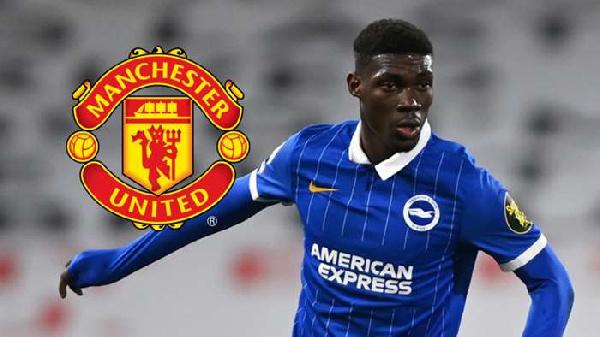 Brighton midfielder Bissouma