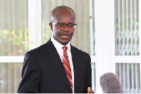 Business magnate and President of the Groupe Nduom conglomerate, Dr. Papa Kwesi Ndoum