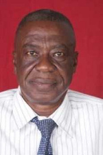 Former Member of Parliament for Effiduase Asokore, Frank Boakye Agyen