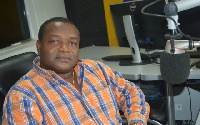 Hassan Ayariga, presidential nominee of the All Peoples Congress