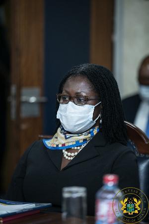 Elsie Addo Awadzi, Second Deputy Governor of the Bank of Ghana