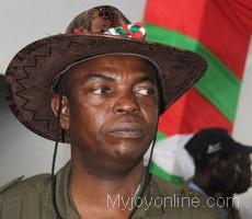 Kwesi Pratt Jnr Comrade