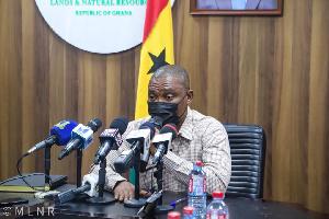 Professor Richard Kwasi Amankwah The Vice Chancellor Of UMaT