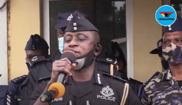 2020 polls: Stay away from politics - Police warned