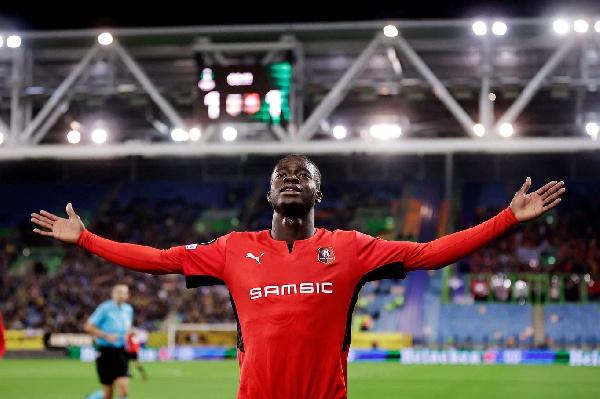 'Kamaldeen Sulemana is a crack' - Stade Rennes midfielder Jonas Martin