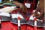 Dr Srofenyo notes that blood donors feared visiting hospitals to donate blood