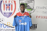 Inter Allies sign Michael Kporvi
