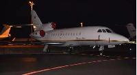 Ghana President's Official Plane, Falcon 900 Ex Easy