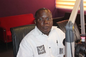 Director-General of the NDPC Dr Nii Moi Thompson