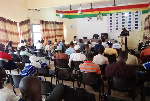 Influential youth groups sensitised on violent extremism