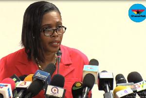 Maame Gyekye-Jandoh is head of the Political Science department of the University of Ghana