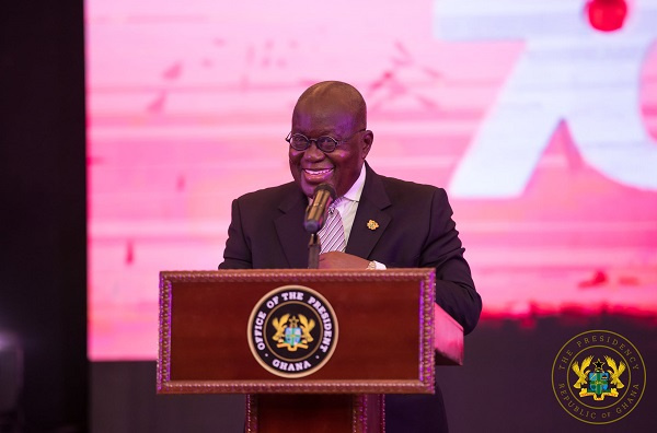There is huge reduction in unemployment rate under me – Akufo-Addo