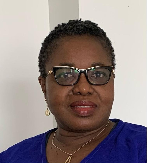 Prof. Margaret Gyapong wins 'most outstanding female scientist' Award
