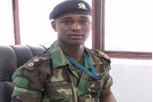 Major Mahama