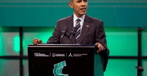 Former US president, Barack Obama