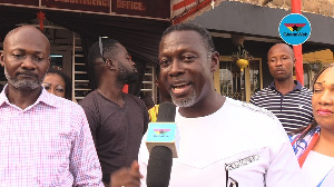Edward Agyekum Kufuor has joined the race for the Ayawaso West Wuogon seat