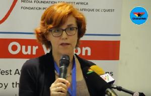 Beate Weides, Country Coordinator Ghana, DW