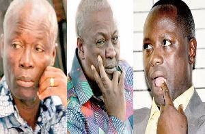 Mahama Ministers Double Salary