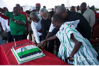 Unity is what NDC needs to win 2020 elections according to Rawlings