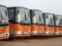 Metro Mass Transit buses (File photo)