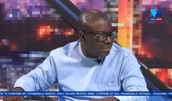 Adongo contradicts Ato Forson, others on how the NDC will Finance it's manifesto freebies