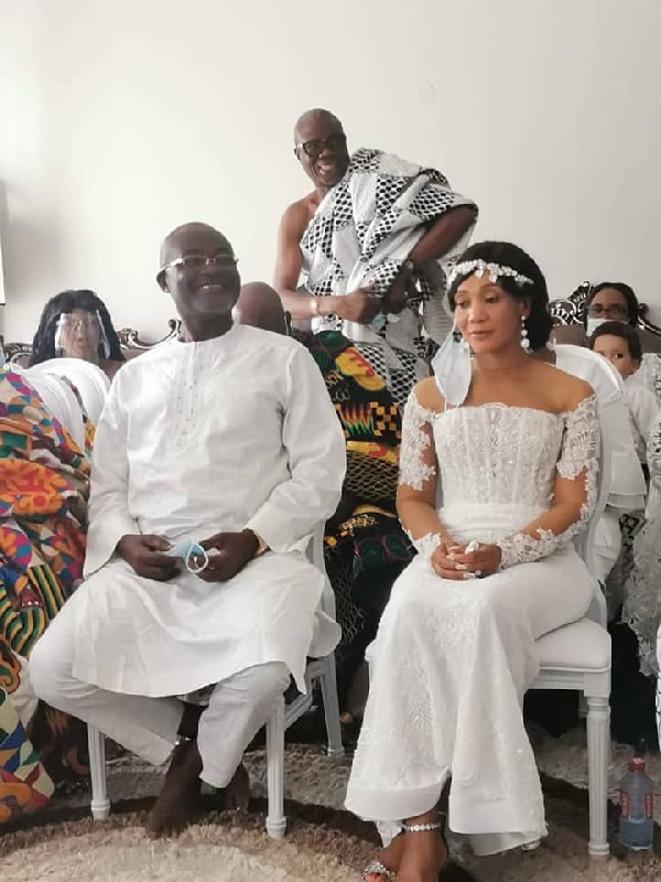 Make more money – Social Media users react to Kennedy Agyapong's alleged marriage ceremony