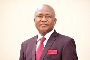 Dr Yaw Adu Gyamfi, AGI President