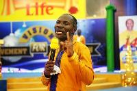 Prophet Badu Kobi, General Overseer of Glorious Waves Church