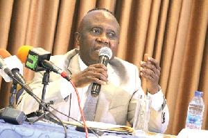 Dr John Kwakye, Research Director, Institute of Economic Affairs (IEA)