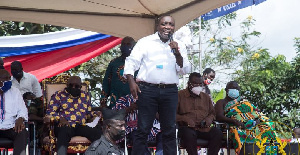 Kwabena Agyapong, former General Secretary of New Patriotic Party