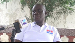 Western Regional Chairman of the Council of Elders of the NPP, Anthony Evans Amoah