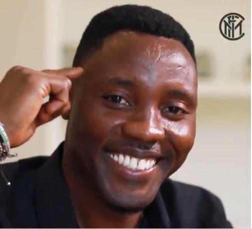 Inter Milan new boy Kwadwo Asamoah