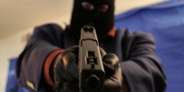 A photo of a gunman
