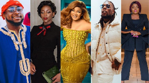 Davido, Funke, Burna Boy and oda Nigerians make Forbes Africa 100 Innovations, Inventions and Icons list