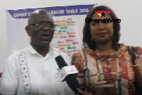 Franklin Anku, La Nkwantanang Madina Municipal Chief Executive