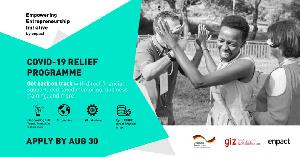 COVID-19 Relief Programme for Ghanaian Entrepreneurs