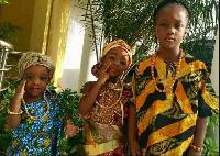 The 3 children of Daddy Lumba