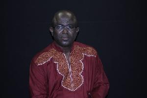 CEO of DNT, Jermaine Nkrumah