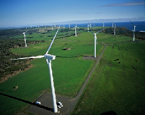 The Ayitepa Wind Farm, for instance will offer ECG an amount of 8.9 cent per kilowatt per hour