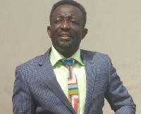 Popular Ghanaian movie producer, Samuel Nyamekye