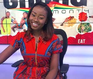 Newscaster Natalie Forte