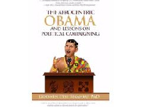 Afrocentric Obama book cover