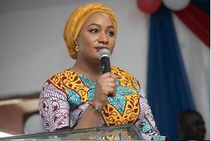 Samira Bawumia   Mic.png