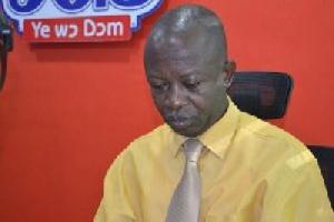 Dr. Kwasi Amakye Boateng
