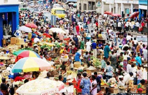Trading activities in the central business district have resumed to normalcy