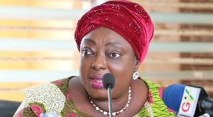 Freda Prempeh, Deputy Minister of Gender, Children and Social Protection