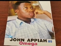 The police is on a manhunt for John Appiah