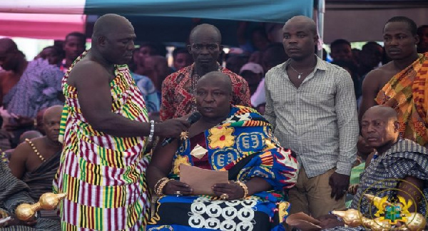 \'Remove the Togolese tag on my people\' – Togbui Fiti (V) to politicians