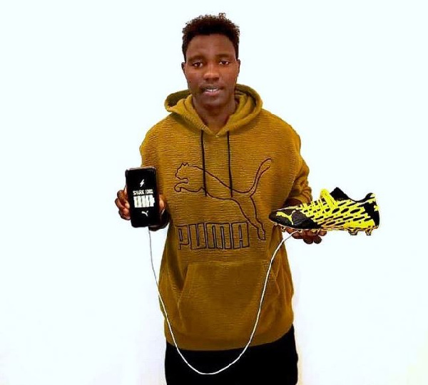 Kwadwo Asamoah signs bumper apparel deal with Puma